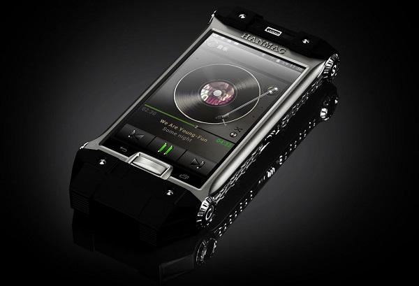 Дизайнерский смартфон Hanmac New Defency стоит чуть дороже $3000 - 2