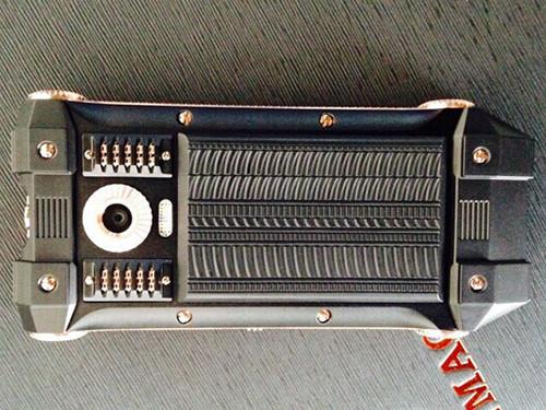 Дизайнерский смартфон Hanmac New Defency стоит чуть дороже $3000 - 3
