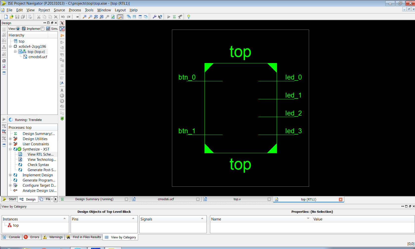 Как начать разрабатывать железо, используя ПЛИС — пошаговая инструкция - 20