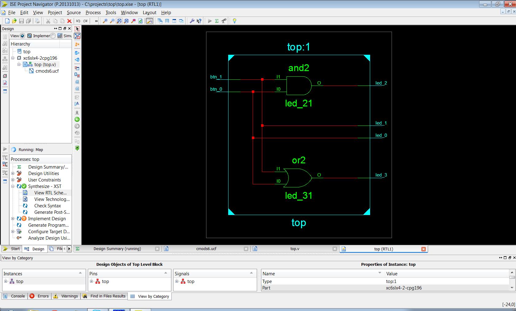 Как начать разрабатывать железо, используя ПЛИС — пошаговая инструкция - 22