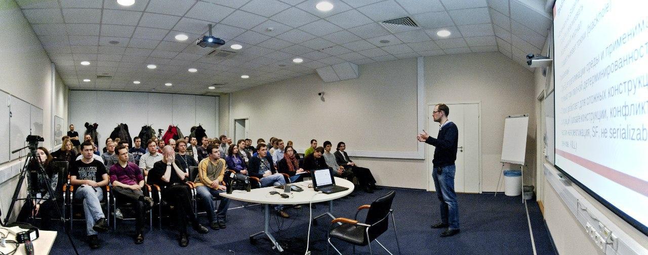[Москва, 19.02.2015] Дмитрий Ленев — Менеджеры блокировок в MySQL - 1