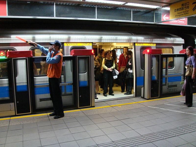 В Московском метро появится система предотвращения самоубийств - 2