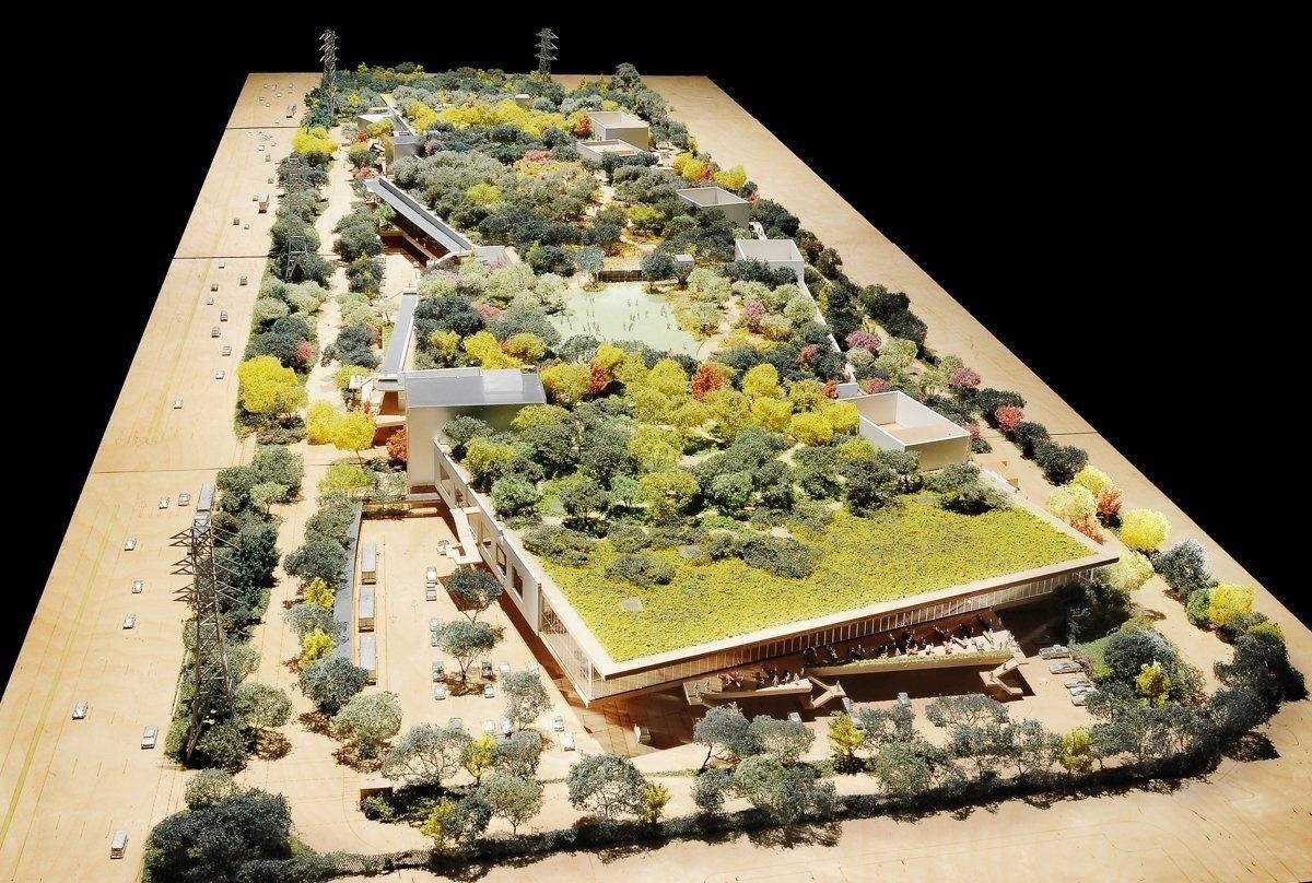 Взгляд в будущее: Как будут выглядеть штаб-квартиры крупных ИТ-компаний - 10