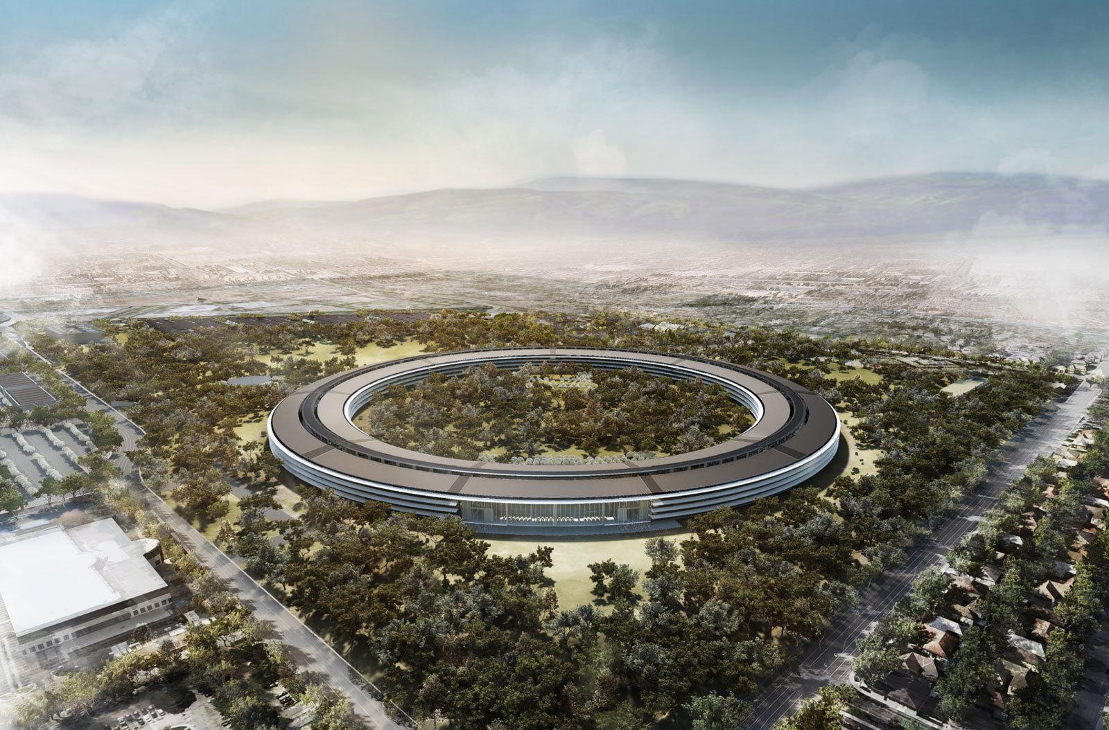 Взгляд в будущее: Как будут выглядеть штаб-квартиры крупных ИТ-компаний - 5