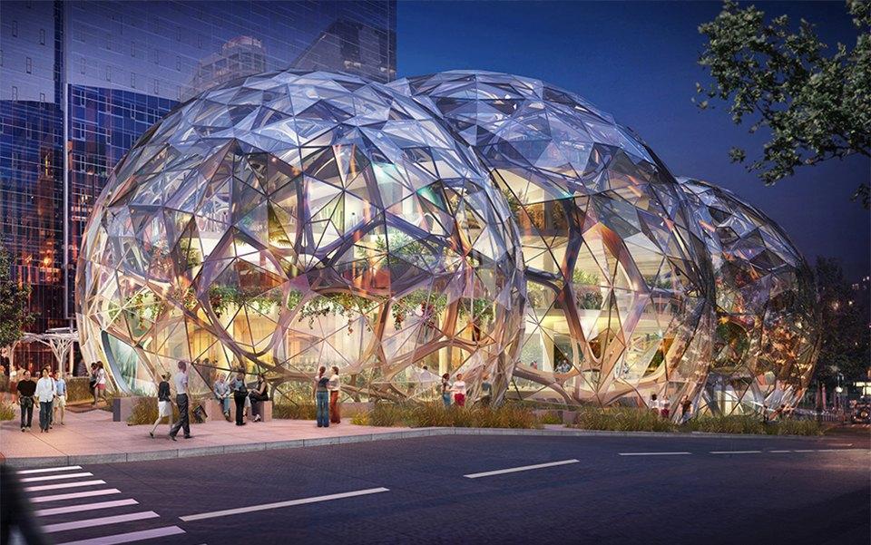 Взгляд в будущее: Как будут выглядеть штаб-квартиры крупных ИТ-компаний - 8