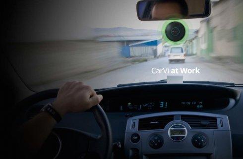 CarVi превращает обычные автомобили в «умные»