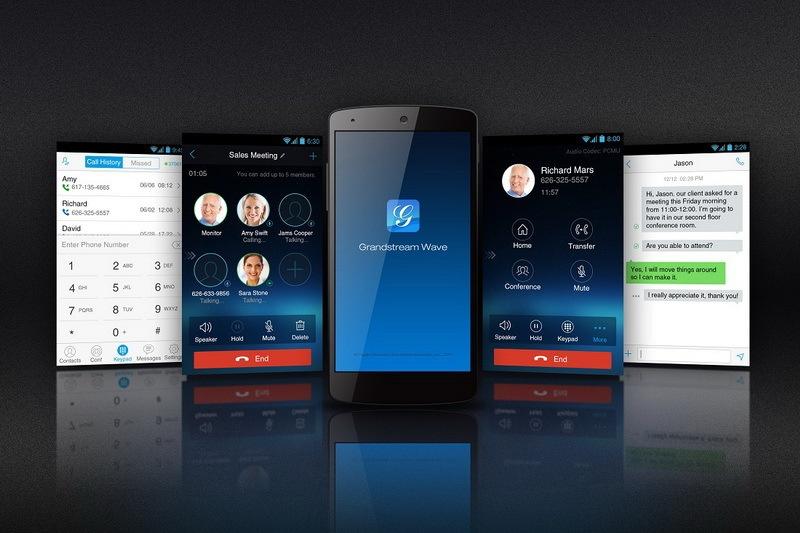 Grandstream Networks выпустила бесплатное приложение для SIP телефонии - 1
