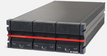 Хранилища семейства Imation Nexsan E-Series характеризуются высокой плотностью хранения