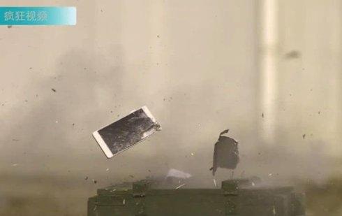 Китайские полицейские расстреляли Xiaomi Mi Note