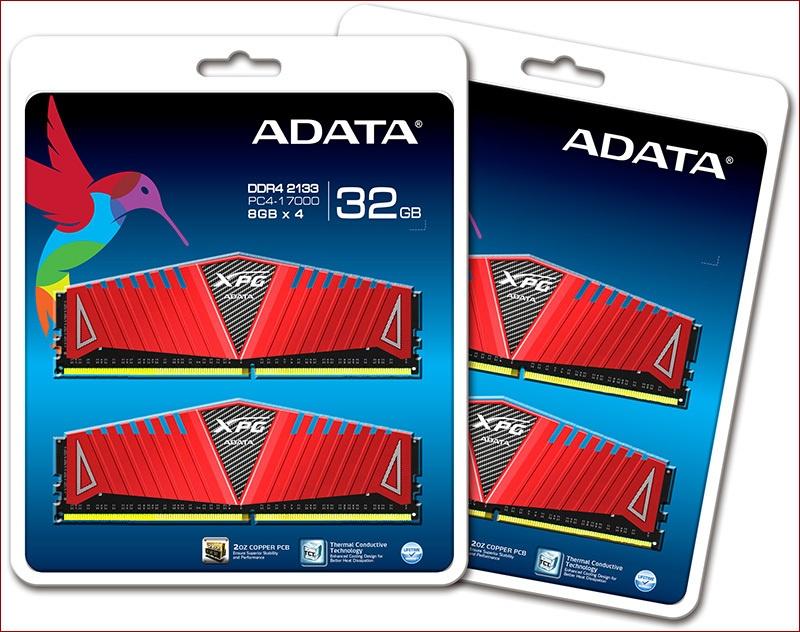 Оперативная память ADATA DDR4-2400: Есть ли жизнь в hi-end сегменте? - 2