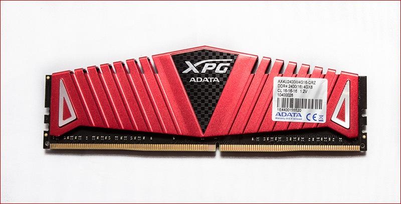 Оперативная память ADATA DDR4-2400: Есть ли жизнь в hi-end сегменте? - 4