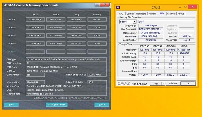 Оперативная память ADATA DDR4-2400: Есть ли жизнь в hi-end сегменте? - 6