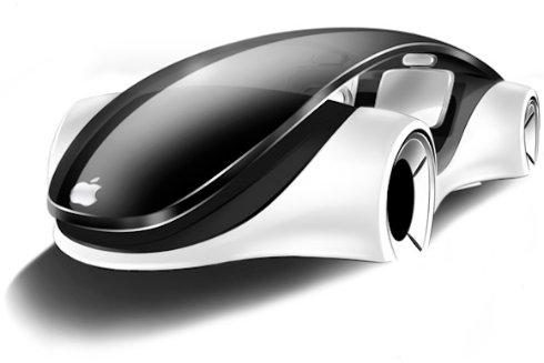 Apple разрабатывает автомобиль