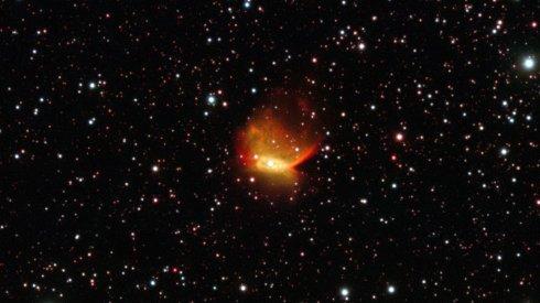 Астрономы ожидают во Вселенной столкновения двух звезд