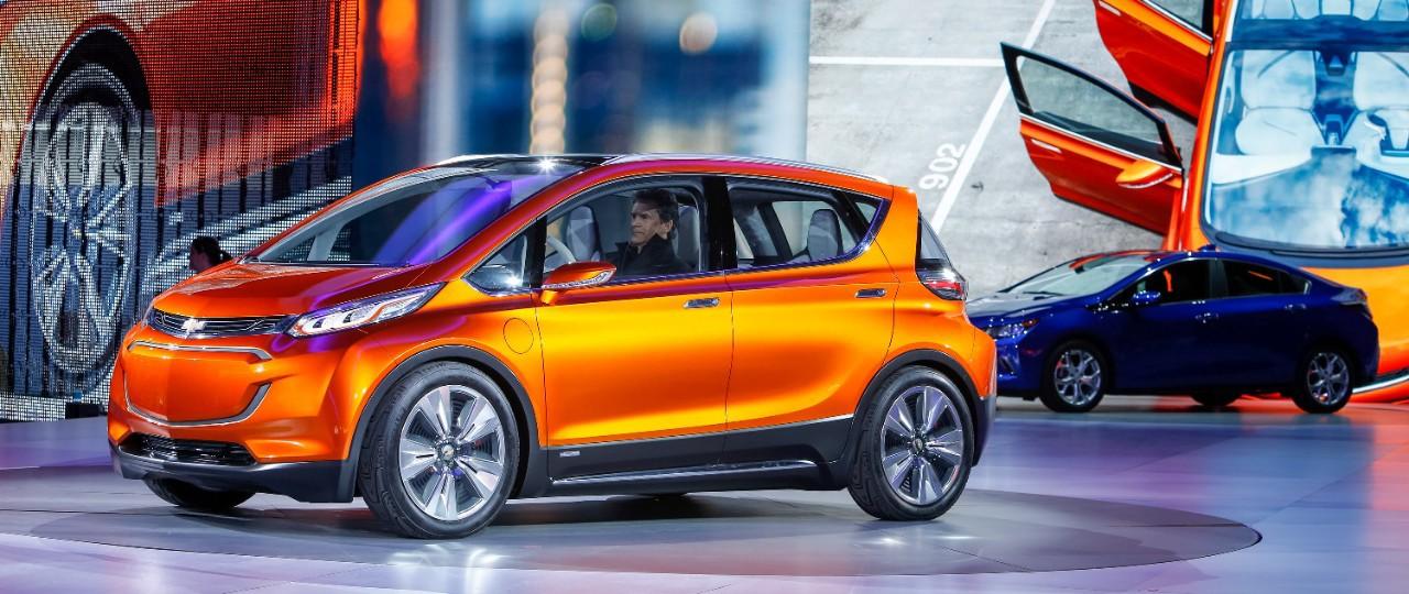 Эра электромобилей молниеносно наступает: Chevrolet и Apple включаются в гонку - 3