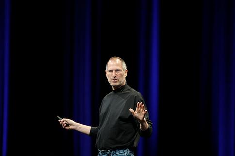 Стив Джобс представляет iPhone 6 и Apple Watch - 13