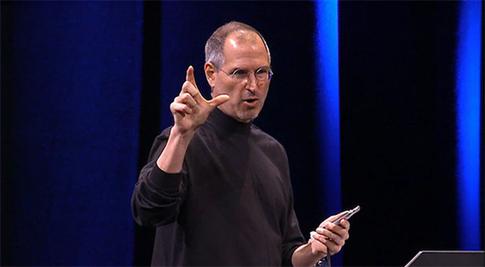 Стив Джобс представляет iPhone 6 и Apple Watch - 14