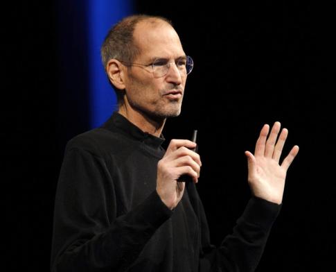 Стив Джобс представляет iPhone 6 и Apple Watch - 15