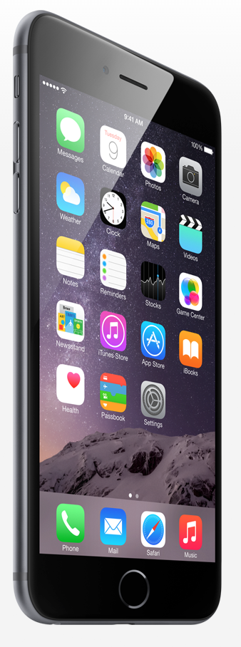 Стив Джобс представляет iPhone 6 и Apple Watch - 18
