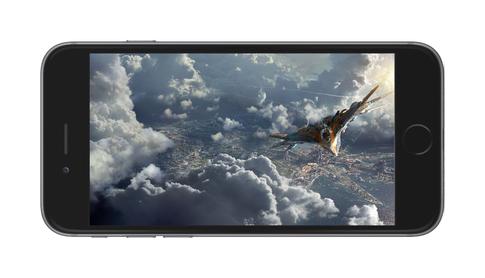 Стив Джобс представляет iPhone 6 и Apple Watch - 19