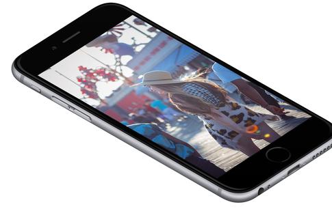 Стив Джобс представляет iPhone 6 и Apple Watch - 21