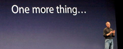Стив Джобс представляет iPhone 6 и Apple Watch - 23