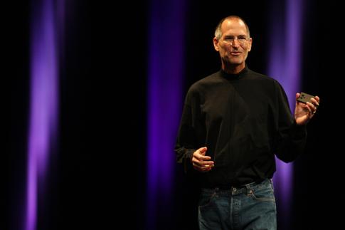 Стив Джобс представляет iPhone 6 и Apple Watch - 27