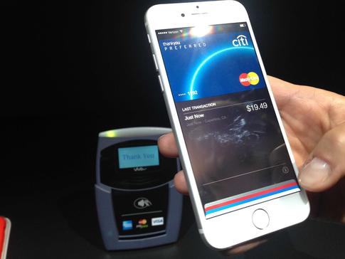 Стив Джобс представляет iPhone 6 и Apple Watch - 28