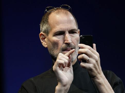 Стив Джобс представляет iPhone 6 и Apple Watch - 34