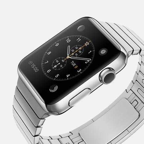 Стив Джобс представляет iPhone 6 и Apple Watch - 36