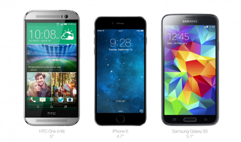 Стив Джобс представляет iPhone 6 и Apple Watch - 4