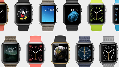 Стив Джобс представляет iPhone 6 и Apple Watch - 5