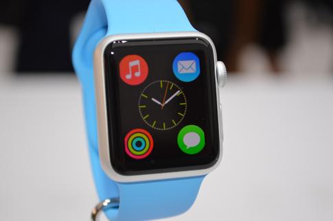 Стив Джобс представляет iPhone 6 и Apple Watch - 6