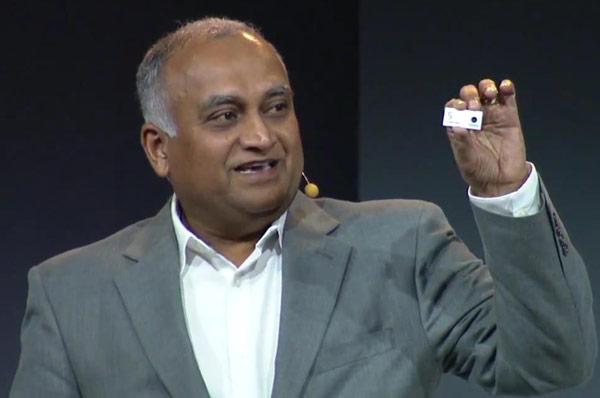 Смартфон Google Project Ara состоит из шасси и сменных модулей