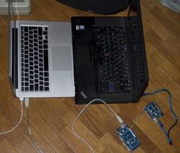 Взлом пароля на Mac с Arduino и OpenCV - 1