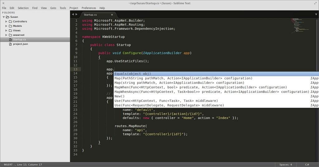 DevCon Digest #2. Погружаемся в ASP.NET - 3
