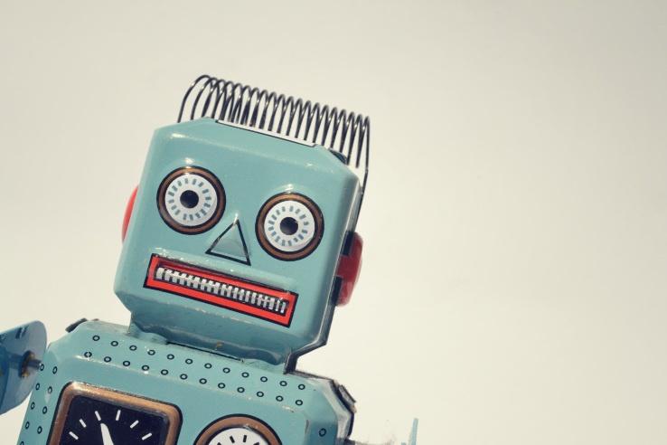 Инвестиционный фонд Vista купил «робота-журналиста» - 1