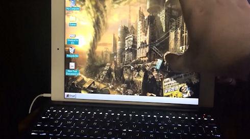 На iPad Air 2 запустили культовую игру Fallout 2