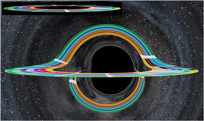Рендеринг Interstellar и гравитационное линзирование - 2