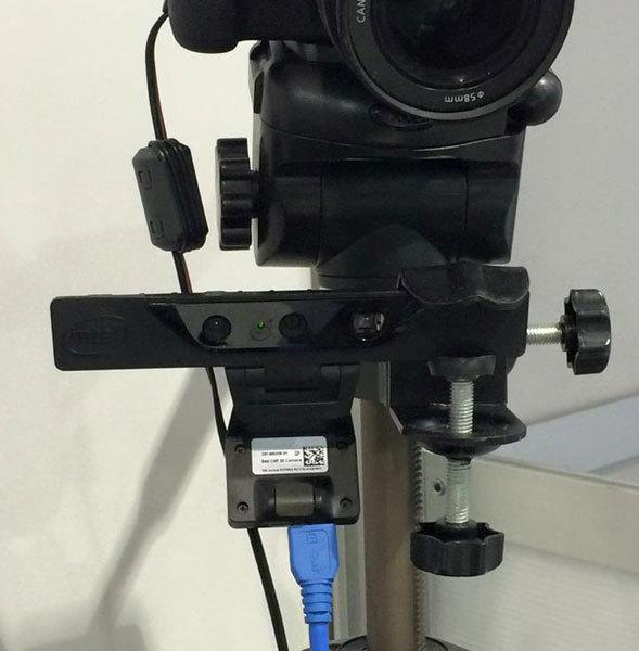 Сappasity 3D Scan – 3D сканирование с использованием Intel RealSense. Опыт разработки - 3