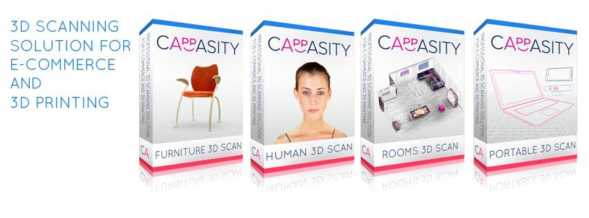 Сappasity 3D Scan – 3D сканирование с использованием Intel RealSense. Опыт разработки - 7