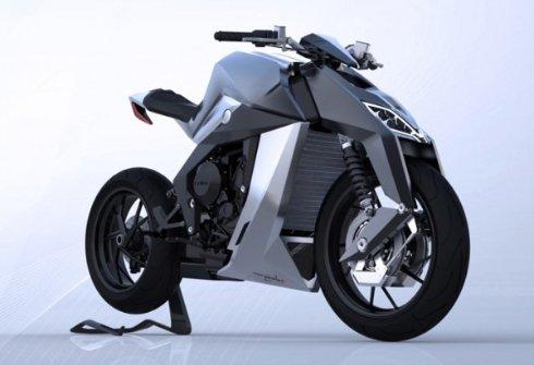 Создан самый лучший в мире мотоцикл