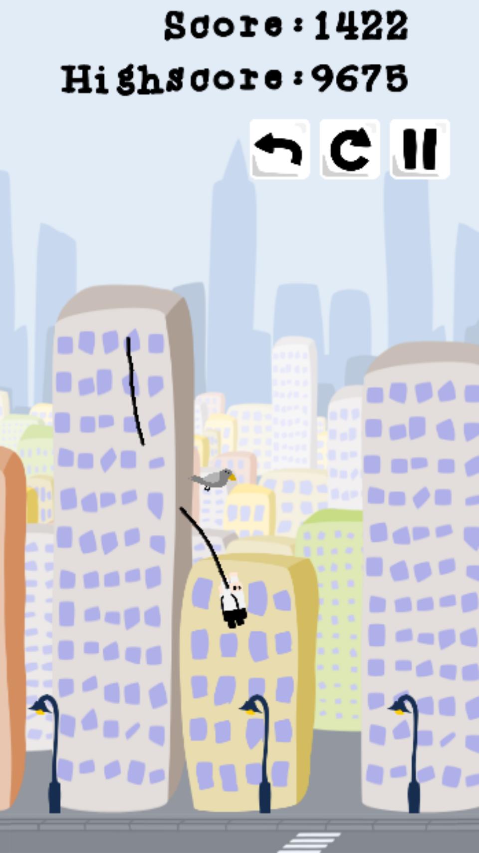 Создание мобильной игры в Construct 2. Путь неопытного - 2