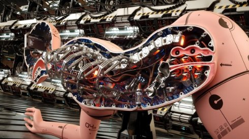 Так могут выглядеть секс роботы будущего (ФОТО)