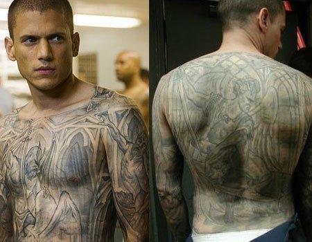 В Канаде создали крем для удаления татуировок - 2