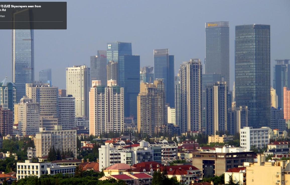 В Китае появляется первый в мире гигаполис - 3