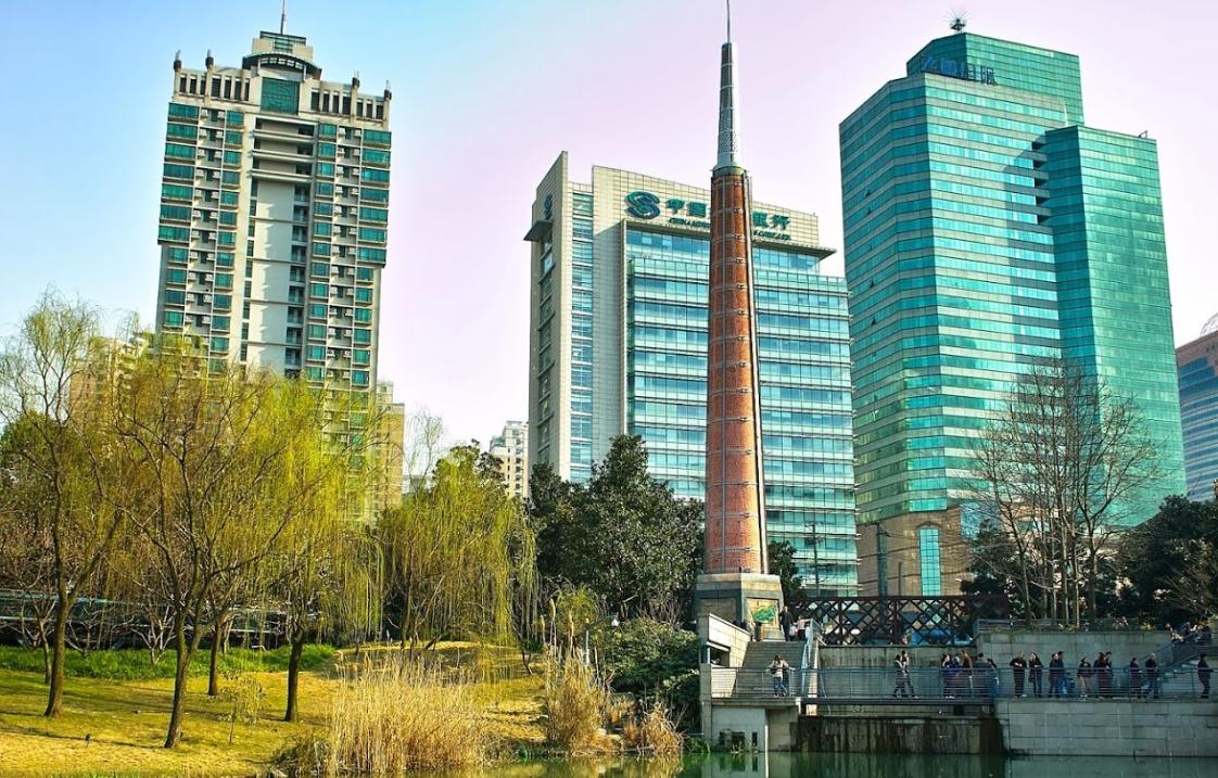 В Китае появляется первый в мире гигаполис - 4