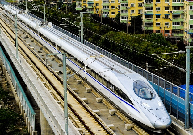 В Китае появляется первый в мире гигаполис - 1