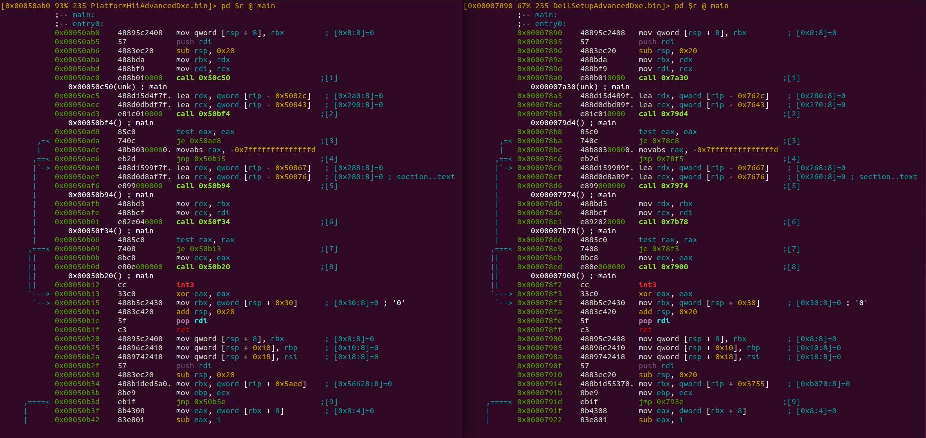 Возвращаем оригинальные страницы меню в Phoenix SCT UEFI - 4